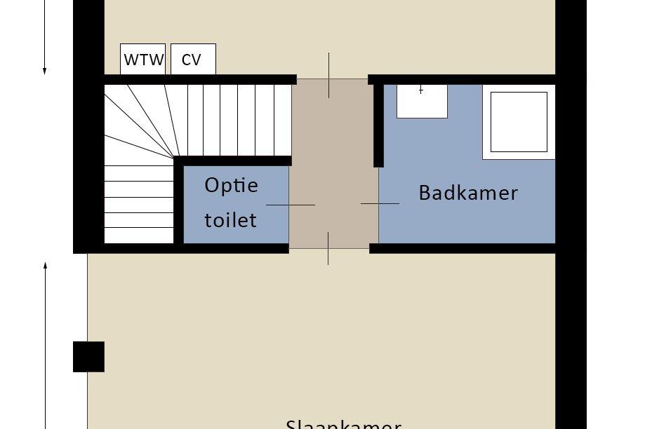 Bekijk foto 3 van Molenweg (Bouwnr. 1)