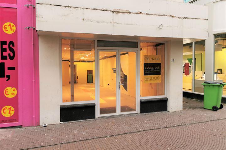 Spuistraat 38, Den Haag