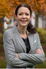 Sonja de Kinder (NVM real estate agent (director))