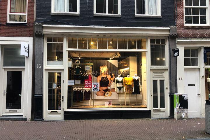 Huidenstraat 16, Amsterdam