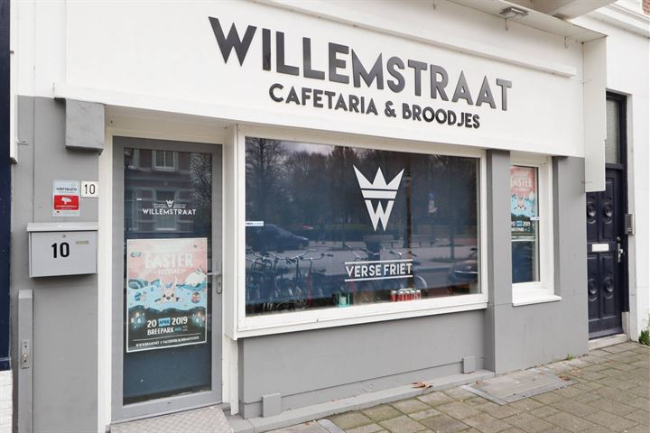 Willemstraat 10, Breda
