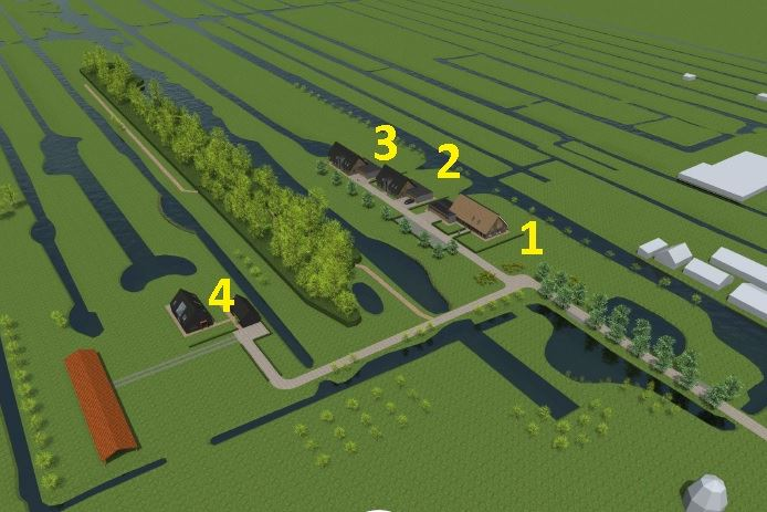 Landgoed 'Middelblok' kavel 3