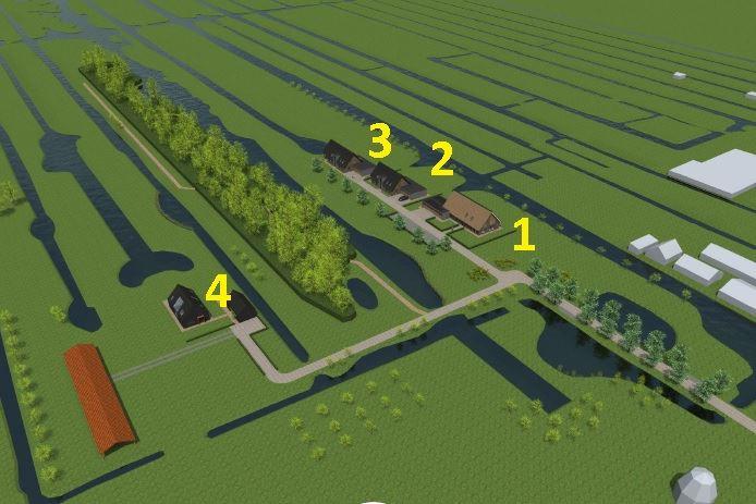 Bekijk foto 1 van Landgoed 'Middelblok' kavel 4