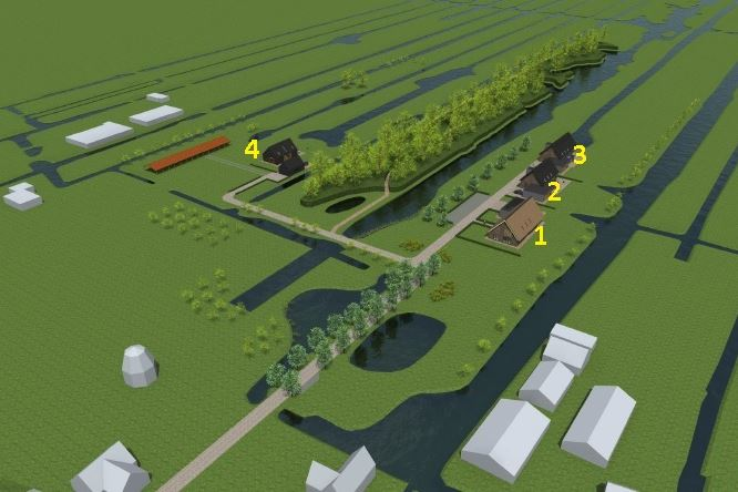 Bekijk foto 4 van Landgoed 'Middelblok' kavel 4