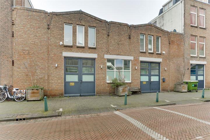 Zaanstraat 80 B, Den Haag