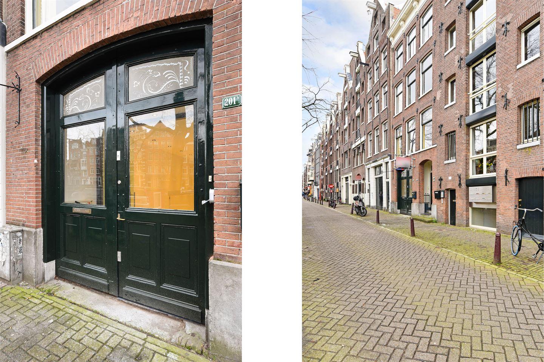 Bekijk foto 2 van Prinsengracht 201 *