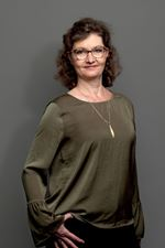 Marlies van der Velden (Administrative assistant)