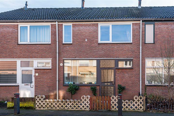 Van Hogendorpstraat 22 A