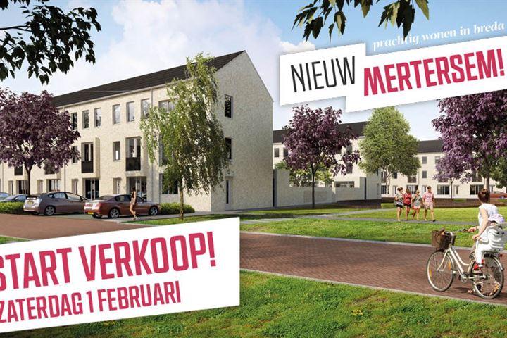 Nieuw Mertersem! (inschrijven t/m 12 februari) | 75 rij- en hoekwoningen
