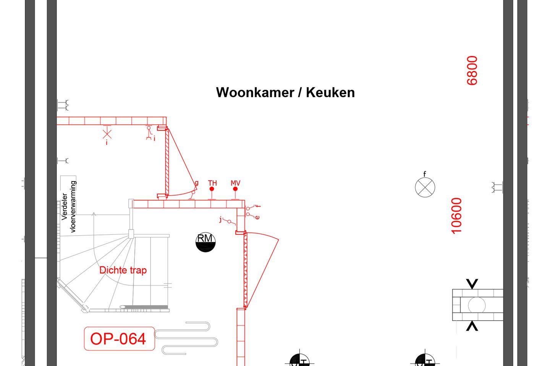 Bekijk foto 4 van Tussenwoning - frans balkon (Bouwnr. 15)