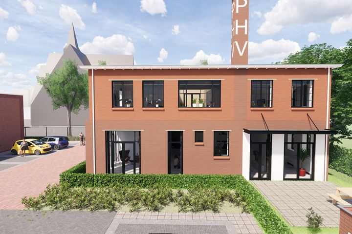 Project PHV Fabriek Veenendaal