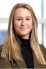 Rachel van der Poel (Secretary)