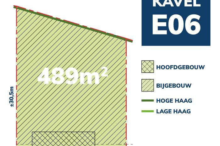 View photo 5 of Kavel (Bouwnr. 6)