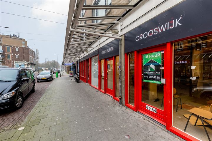 Crooswijkseweg 82, Rotterdam