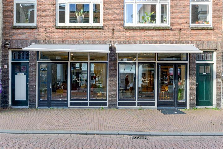 Koningstraat 36 zwart, Haarlem