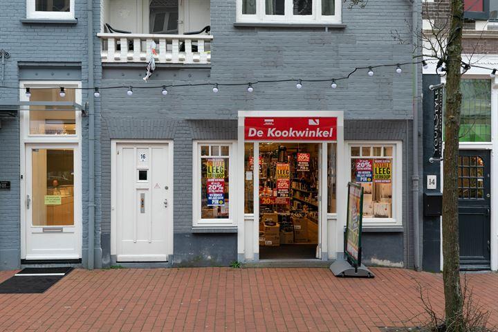 Nassaustraat 16, Bussum