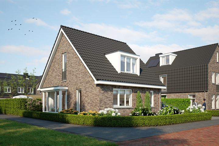 Vrijstaand levensloopbestendige woningen (Bouwnr. 60)
