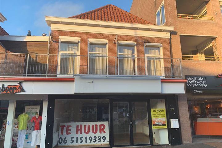 Schutstraat 22, Hoogeveen