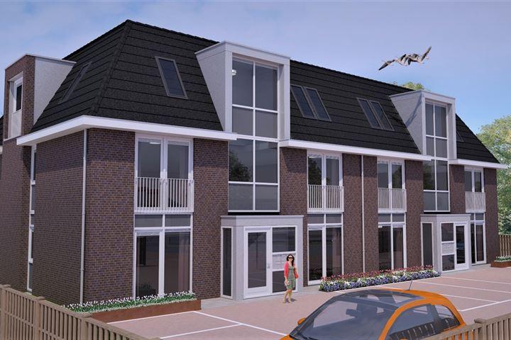 Het Nieuwe Hofje 's-Gravendeel