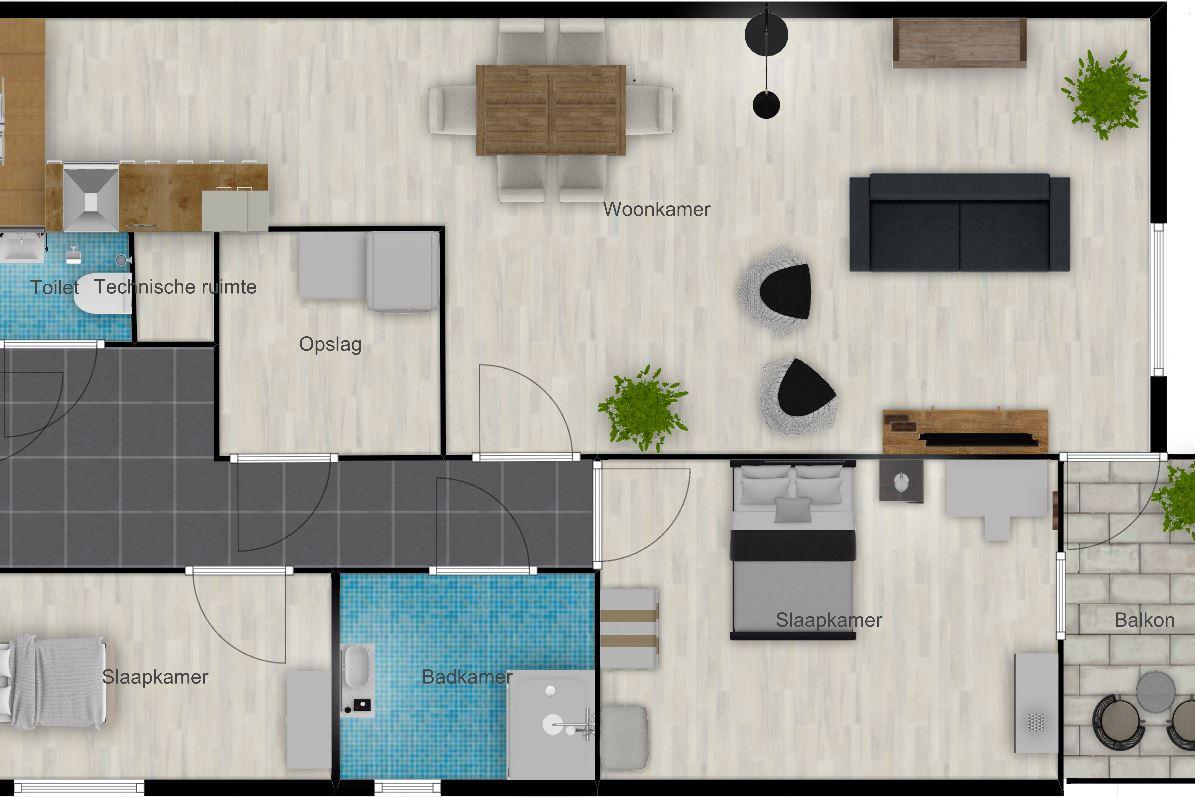Bekijk foto 5 van Wertha appartement 04 (Bouwnr. 4)