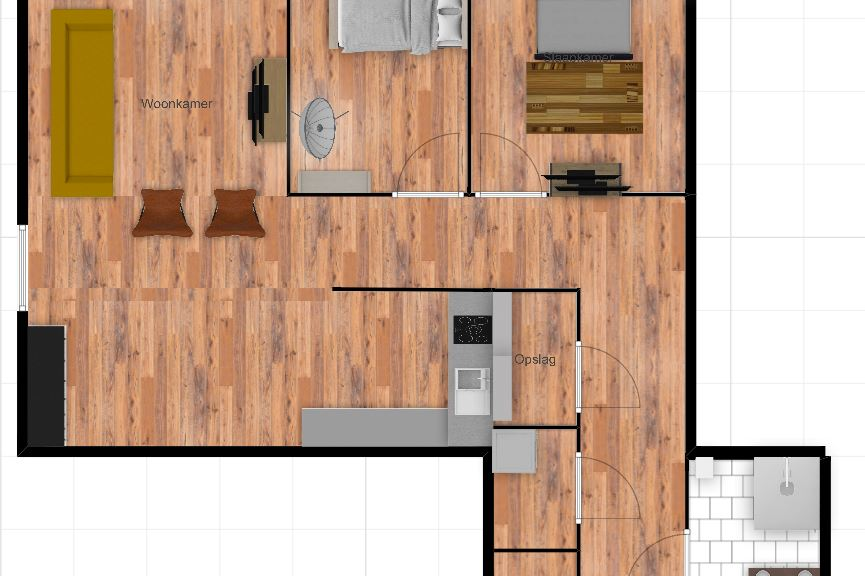 Bekijk foto 6 van Wertha appartement 20 (Bouwnr. 20)