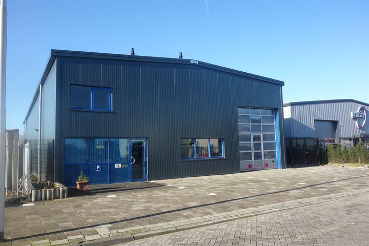 Voltaweg 16, Delft