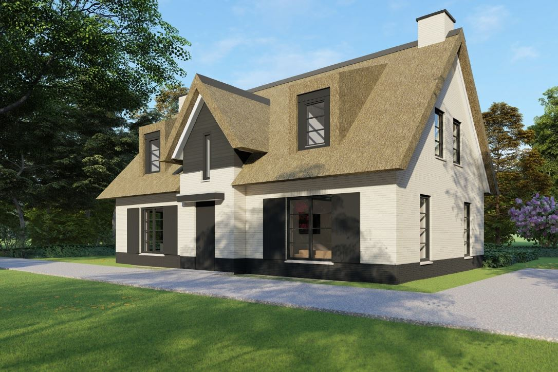 Bekijk foto 4 van Nedereindseweg 541A. Kavel+bouwplan villa