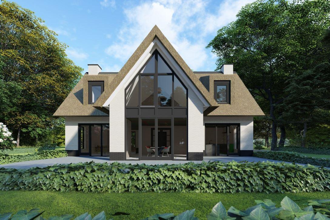 Bekijk foto 5 van Nedereindseweg 541A. Kavel+bouwplan villa