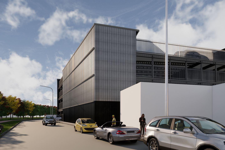 Bekijk foto 3 van Elektronweg Ruimteplan Utrecht 88 loodsen