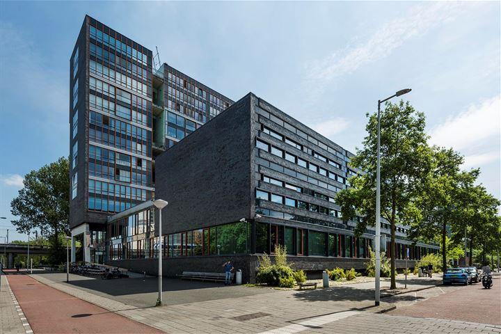 Pieter Calandlaan 1, Amsterdam