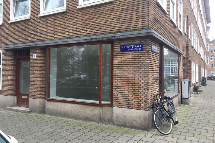 Solebaystraat 2, Amsterdam