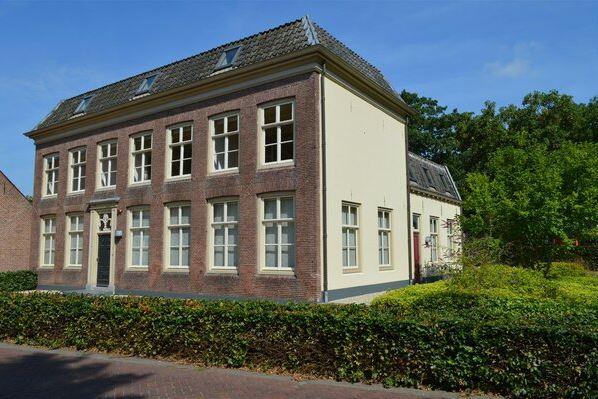 Burgemeester van den Boschstraat 1