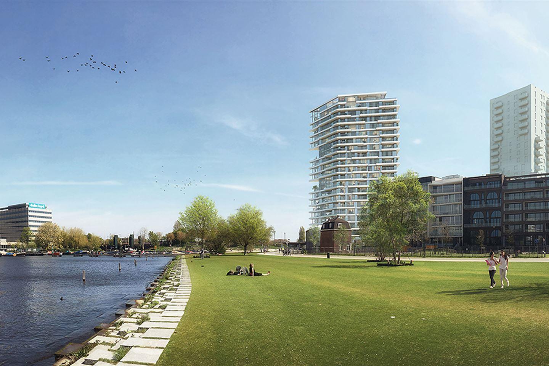 Bekijk foto 2 van HAUT Terras Korte Ouderkerkerdijk (Bouwnr. 1.3)