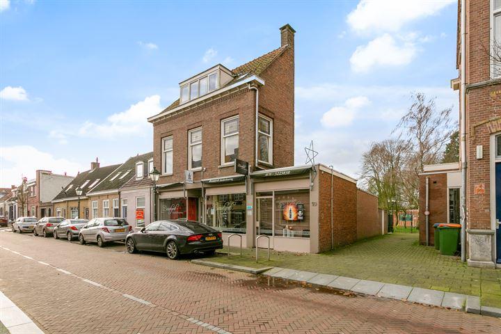 Dreef 10 10a, Breda