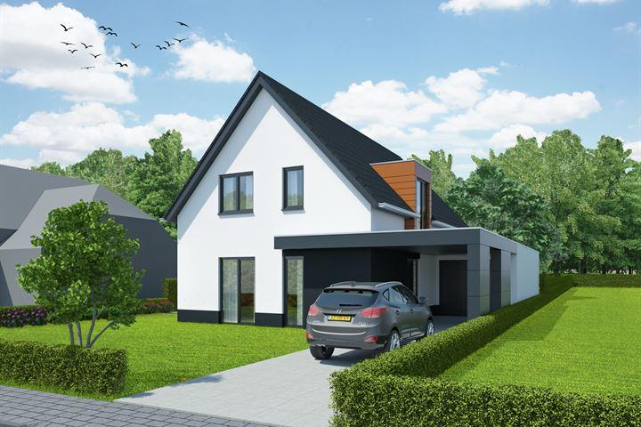 Nieuwe Mergelweg Linne: Energiezuinig wonen in deze luxe vrijstaande villa