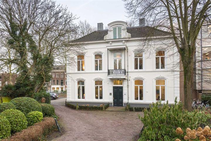 Maliebaan 89 BG, Utrecht