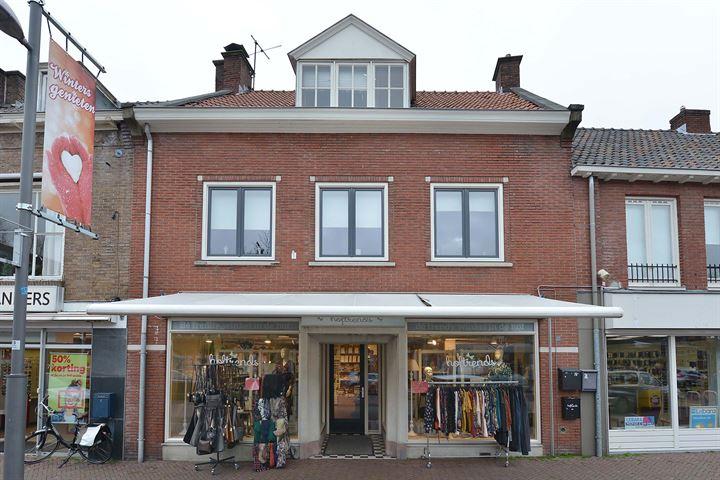 Grotestraat 76 76a, Goor