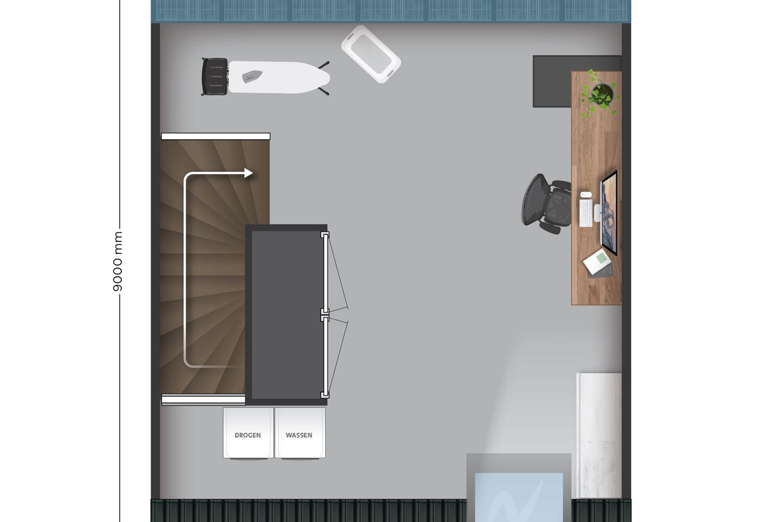 Bekijk foto 6 van Morgen Wonen - Tussenwoningen (Bouwnr. 31)