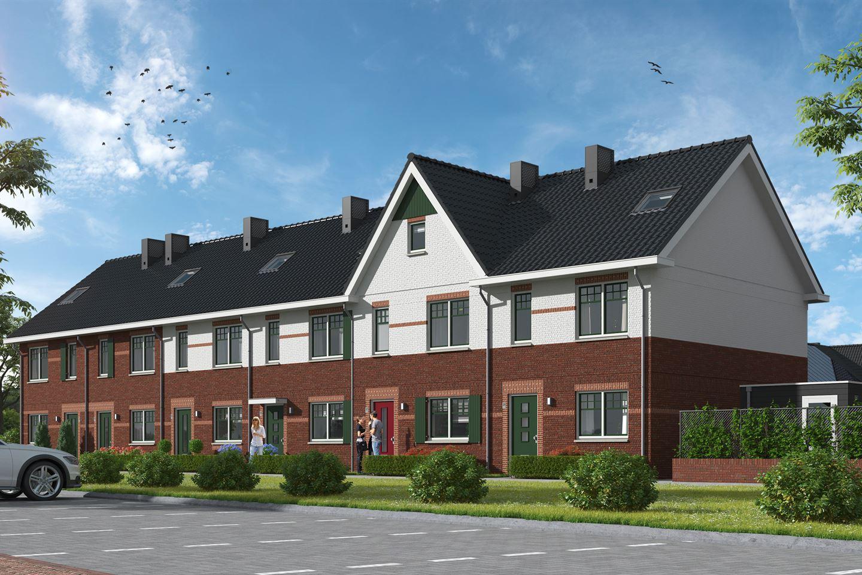 Bekijk foto 1 van Morgen Wonen - Hoekwoningen (Bouwnr. 38)