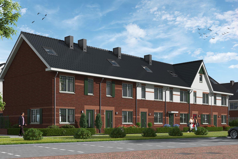 Bekijk foto 2 van Morgen Wonen - Hoekwoningen (Bouwnr. 38)