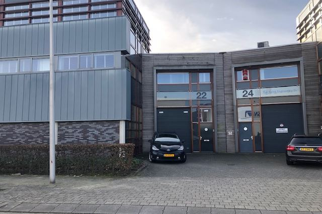 Texasdreef 22, Utrecht