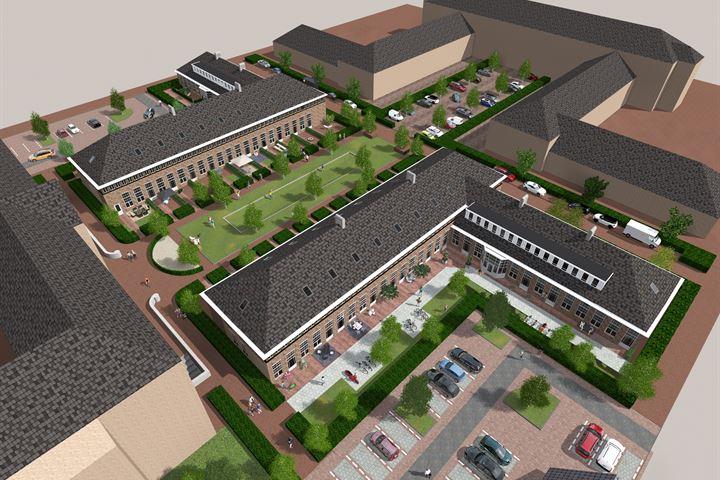 Het ZuideR - Paviljoenwoningen (fase 1)