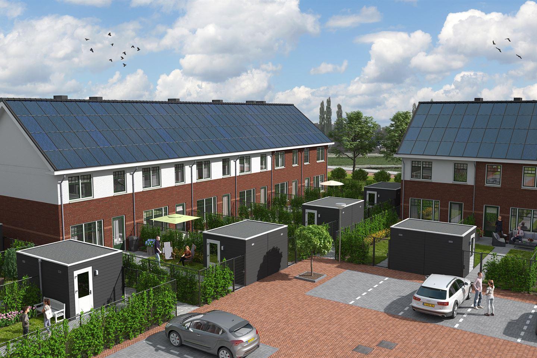 Bekijk foto 3 van Morgen Wonen - Hoekwoningen (Bouwnr. 38)