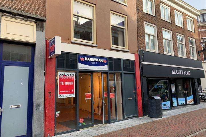 Haarlemmerstraat 186, Leiden