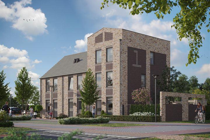 De Sluyswachter – woningen – Doesburg