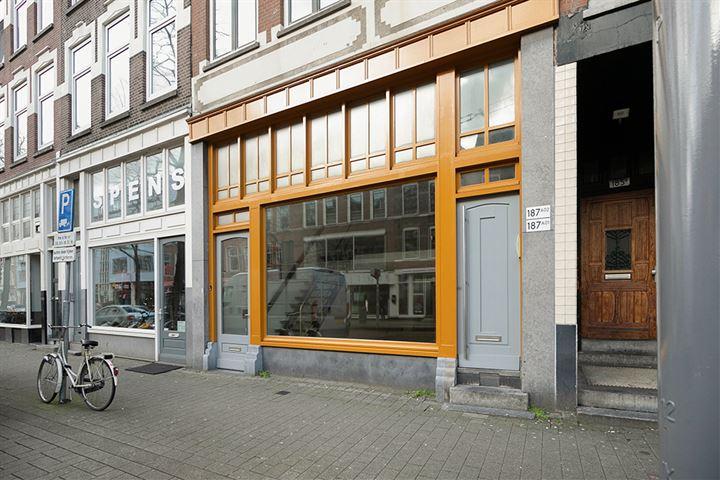Nieuwe Binnenweg 187 b, Rotterdam