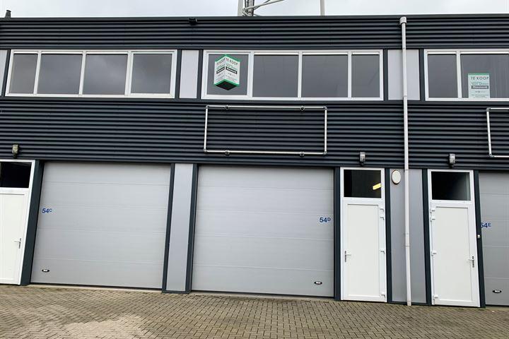 Ceresweg 54 B - C, Leeuwarden