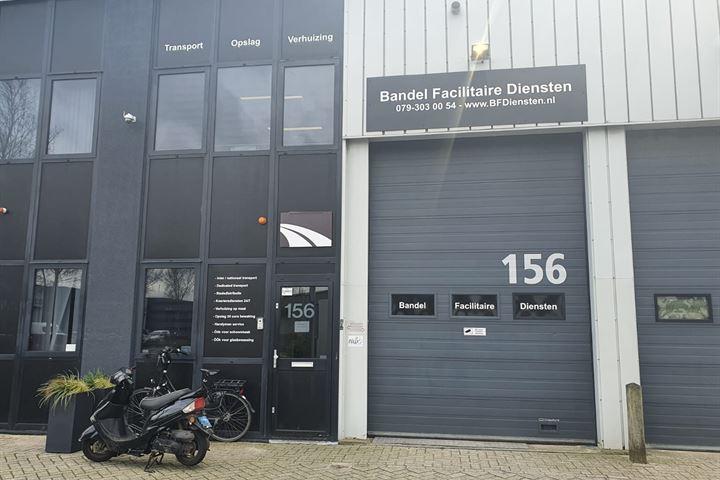 Argonstraat 156, Zoetermeer