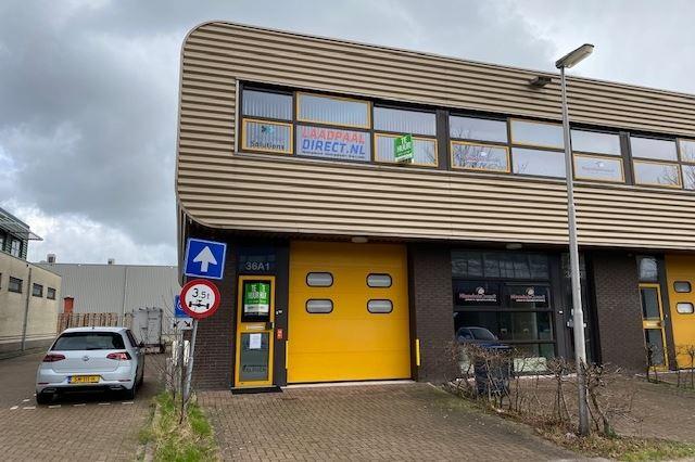 A. van Leeuwenhoekweg 36 A1, Alphen aan den Rijn