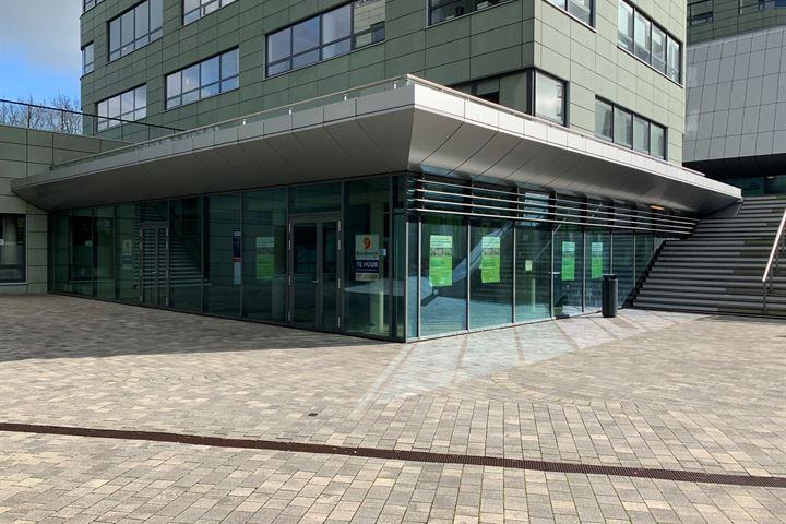 Bètaplein 22 A t/m D, Leiden